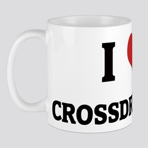 I Love Crossdressing Mug