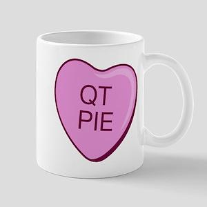 """""""QT Pie"""" Mug"""