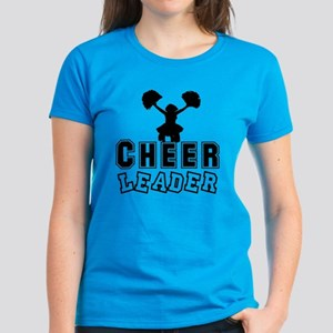 Cheerleading Women's Dark T-Shirt
