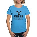 Cheerleading Women's Dark T-Shirt