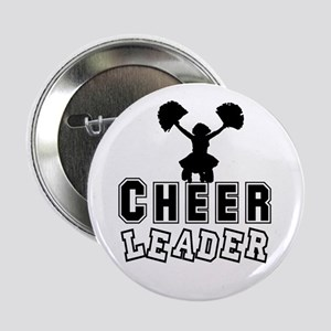 "Cheerleading 2.25"" Button"