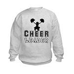 Cheerleading Kids Sweatshirt