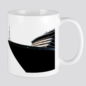 Bow of a Cruise Ship Mug