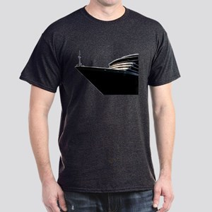 Bow of a Cruise Ship Dark T-Shirt