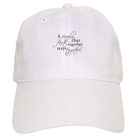 A FAMILY THAT FARTS TOGETHER Cap