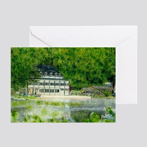 Willowdale Clubhouse Greeting Cards (Pk of 10)