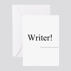 WRITER! Greeting Cards (Pk of 10)