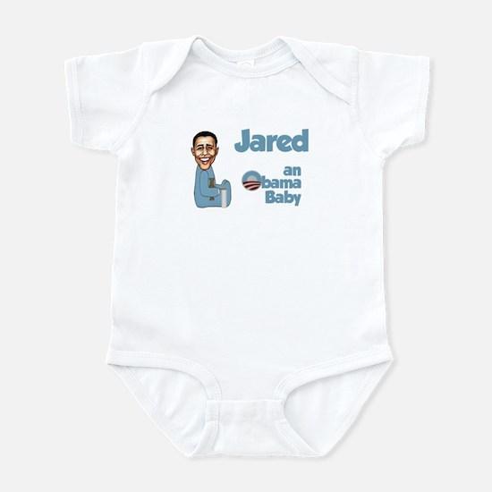 Jared - Obama Baby Infant Bodysuit