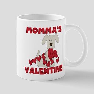 Dog Momma's Valentine Mug