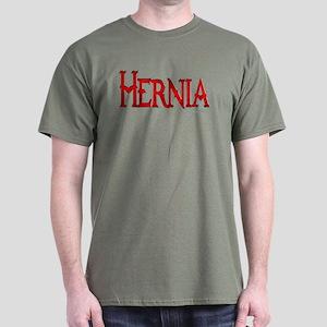 """""""Hernia"""" : Dark T-Shirt"""