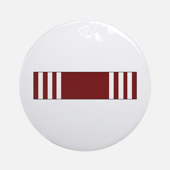 Good Conduct Ornament (Round)
