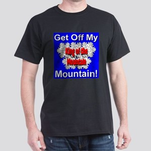 King of the Mountain Dark T-Shirt