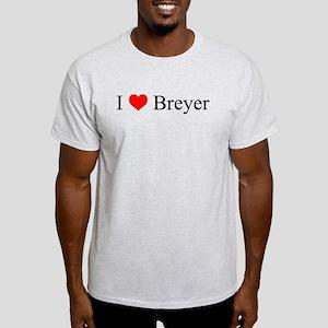 I Love Breyer Light T-Shirt