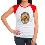 Lacey Police Women's Cap Sleeve T-Shirt