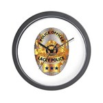 Lacey Police Wall Clock
