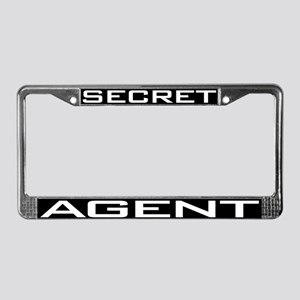 Aston Martin License Plate Frame