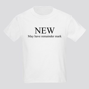 New- May have remainder mark Kids Light T-Shirt