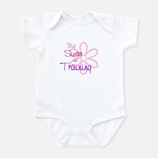 Big sister in training Infant Bodysuit