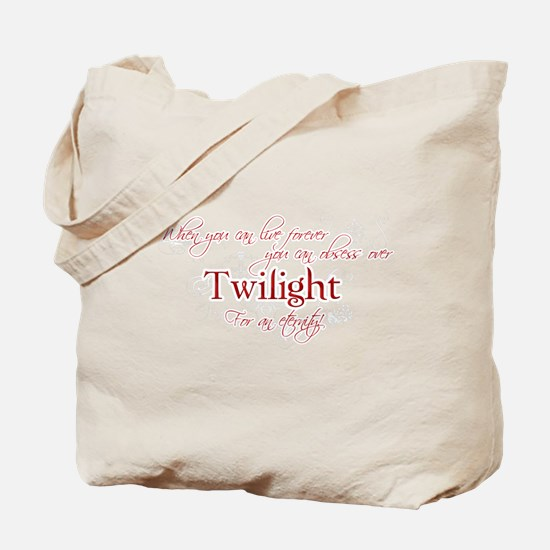 Cute Twilight obsessed Tote Bag