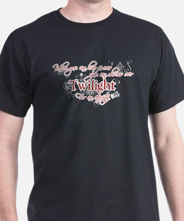 Cute Twilight forever t T-Shirt