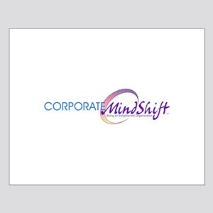 Corporate MindShift Small Poster