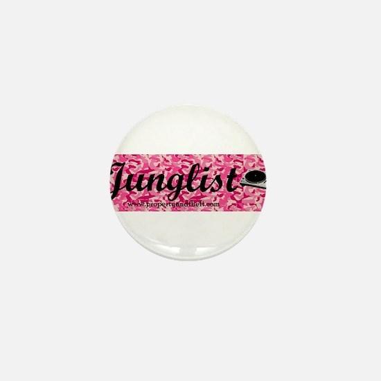 Cute Raver Mini Button