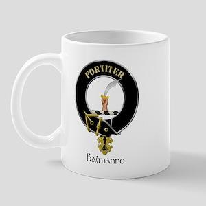 Balmanno Clan Mug
