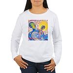 Whimsical Child Women's Long Sleeve T-Shirt