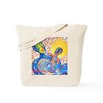 Whimsical Child Tote Bag