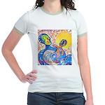 Whimsical Child Jr. Ringer T-Shirt