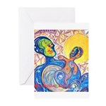Whimsical Child Greeting Cards (Pk of 10)