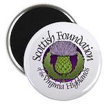 SFVH logo Magnet