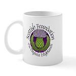 Scottish Thistle Mug