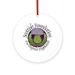 SFVH logo Ornament (Round)