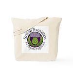 Scottish Foundation Thistle Tote Bag