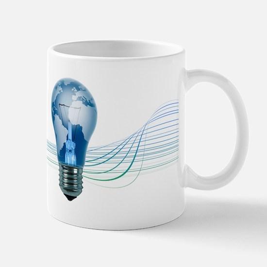 Thinking Big Mug