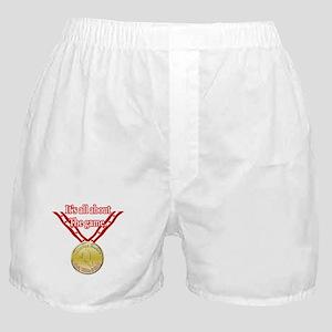 Canadian Hockey 2 Boxer Shorts