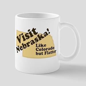 Visit Nebraska, Like Colorado Mug