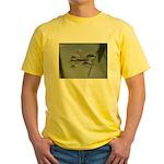Water Strider Yellow T-Shirt