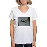 Water Strider Women's V-Neck T-Shirt