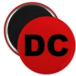 DC (Red and Black) Magnet