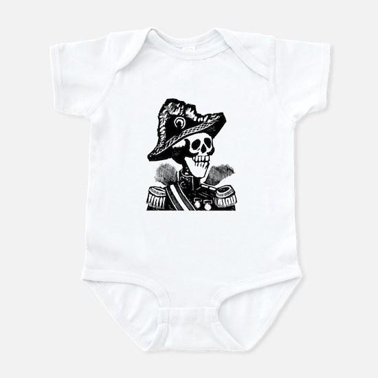 Calavera Porfirista Infant Bodysuit