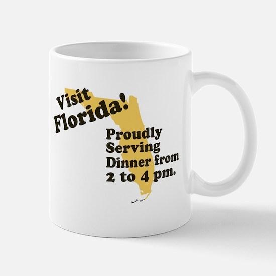Florida, Proudly Serving Dinn Mug