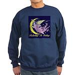 Believing Is Seeing Sweatshirt (dark)