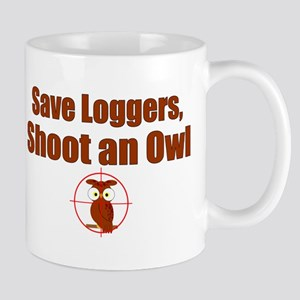 Shoot Owl Mug