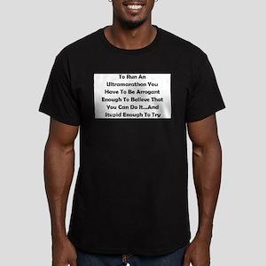 Ultramarathon Saying T-Shirt