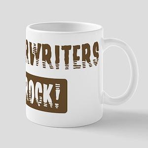 Underwriters Rocks Mug