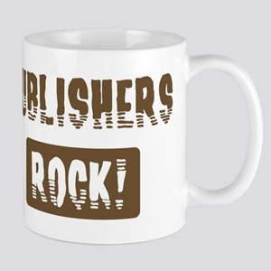 Publishers Rocks Mug