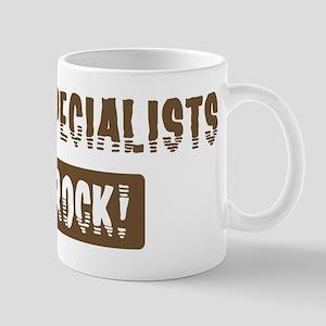 Pr Specialists Rocks Mug