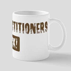 Nurse Practitioners Rocks Mug